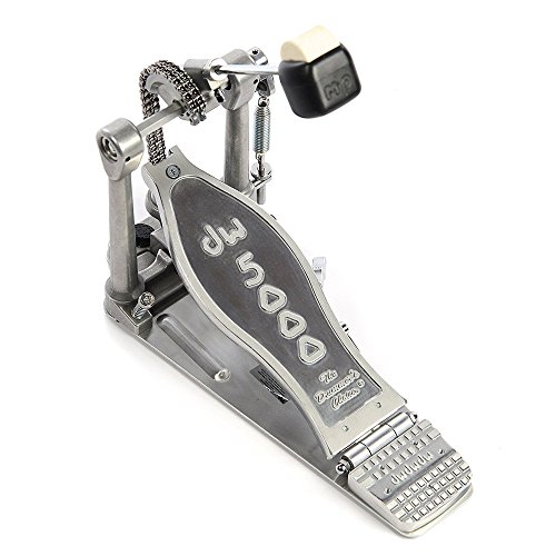 (DW 5000 Modern Retro Series Turbo Single Bass Drum Pedal)
