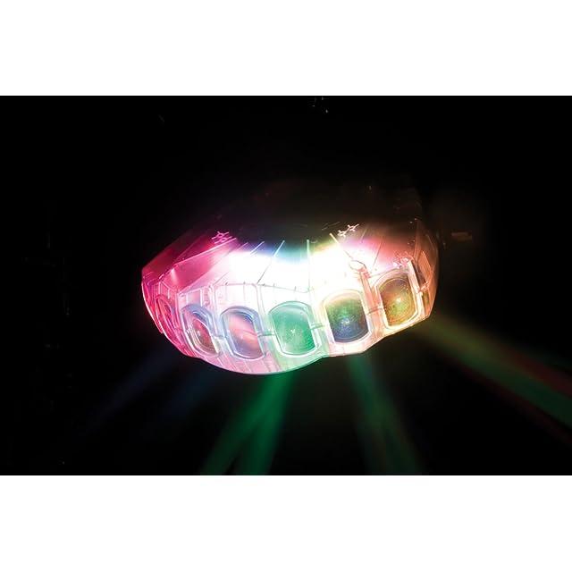 American Dj Jelly Fish Translucent Sound Active Effect Light