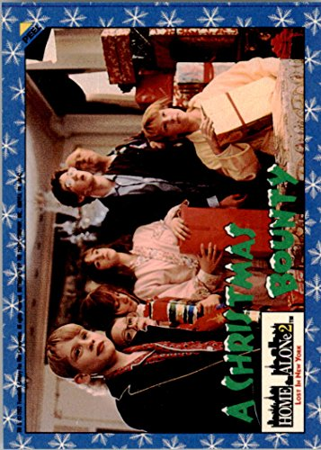 1992 Home Alone 2 Stickers #NNO11 A Christmas Bounty - NM-MT
