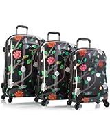 Heys Flora Fashion Spinner 3-piece Luggage Set