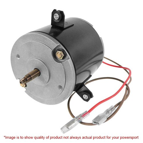UTV Oem Replacement Cooling Fan Motor For FourTrax Honda Foreman Rubicon 500 2001 by DSC (Image #2)