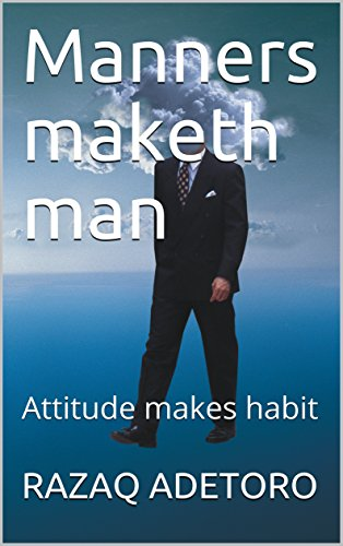 manners make a man speech