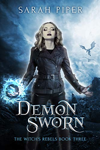 Pdf Mystery Demon Sworn: A Reverse Harem Paranormal Romance (The Witch's Rebels Book 3)