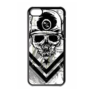 iPhone 5C Phone Case Metal Mulisha G5804