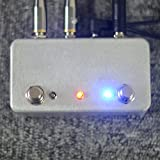 New Hand made ABY Guitar pedal Switch Box A/B Combiner Footswitch TRUE BYPASS Amp / guitar AB
