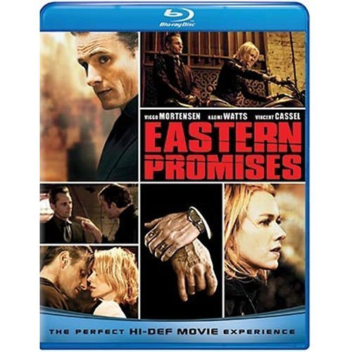 Blu-ray : Eastern Promises (, Dubbed, Dolby, AC-3, Digital Theater System)