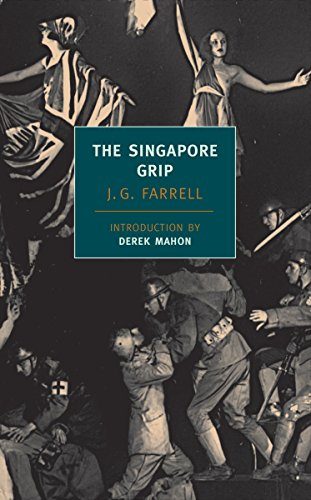 (The Singapore Grip (Empire Trilogy))