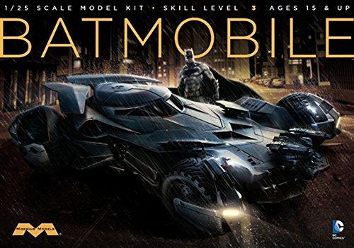 Batman v Superman Batmobile 1:25 Scale Model Kit