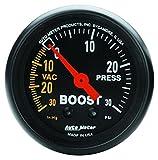 Auto Meter 2614 Mechanical Vacuum Boost Gauge Kit