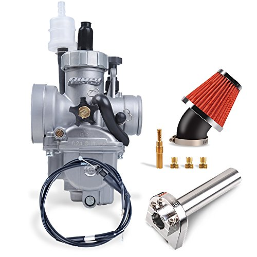 NIBBI Racing Replacement Carburetor Kit Oxidize PE24MM for sale  Delivered anywhere in Canada