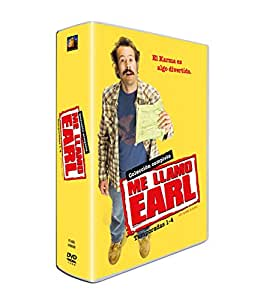 Pack Me Llamo Earl - Serie Completa [DVD]