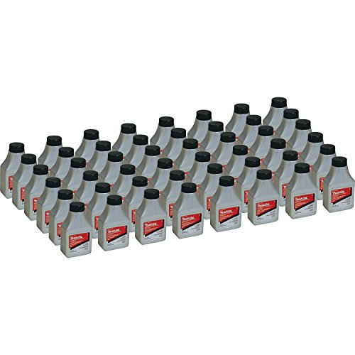 (Makita T-00745-48 Commercial Grade 2.6-Ounce Synthetic 2-Cycle Oil - 48 Pack Case)