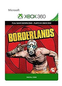 Borderlands - Xbox 360 / Xbox One Digital Code