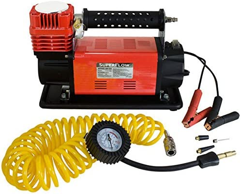 SuperFlow MV-9012 Volt Air Compressor