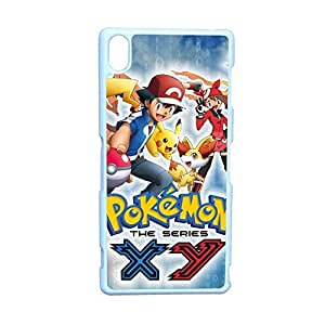 Desiger Phone Case For Kid Design With Pokemon X And Y For Z3 Xperia Choose Design 1