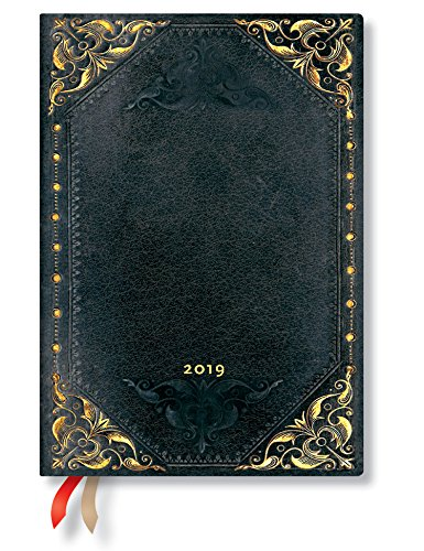 Paperblanks - The New romantics Midnight Rebel - Calendario ...