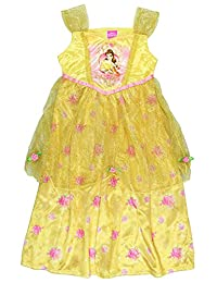 Disney Princess Belle Girls Fantasy Nightgown (8)