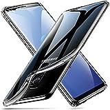 ESR Samsung Galaxy S9+ Plus Case, Slim Clear Soft TPU Cover for Samsung galaxy s9 plus clear, 6.2 inch