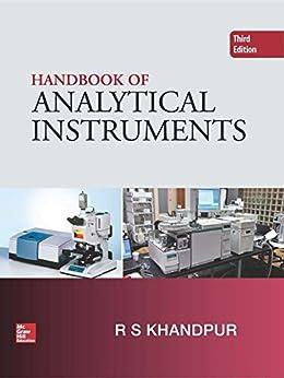 handbook of analytical instrumentation by r khandpur