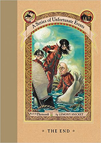 Events a series of unfortunate book snickets lemony