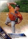 2016 Topps Baseball Series One #331 Will Harris Houston Astros