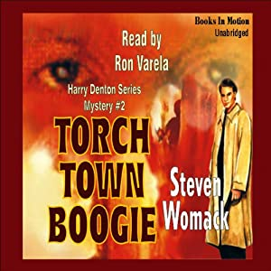 Torch Town Boogie Audiobook