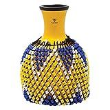 Tycoon Percussion TSKS-Y Small Yellow Fiberglass Shekere