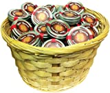 Basket Pre Pack Love Button 30Pc