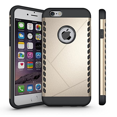 iPhone 6S Plus,iPhone 6 Plus Case,Moment Dextrad [Non-Slip][Shock Absorbent] Dual Layer Armor Defender Corner Cushioned Cover for iPhone 6/6S Plus 5.5 inch (Luxury (Mens Clothes From The 80s)