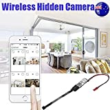 1080P Full HD Mini Wireless WiFi Hidden Spy Camera DIY Module DVR Motion Cam FN