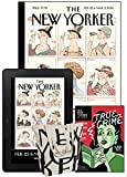 The New Yorker All Access + Free Tote and True Crime Special Edition