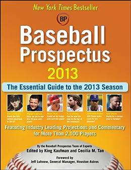 Baseball Prospectus 2013 by [Baseball Prospectus]