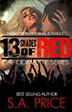 13 Shades of Red series Bundle: Metalcore PNR Rock Romance