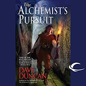 The Alchemist's Pursuit Audiobook