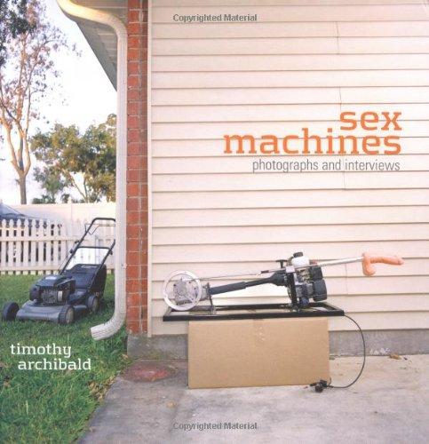 Tomothy archibald sex machines