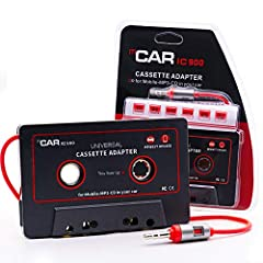 Car Cassette Aux Adapter
