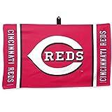 Master Cincinnati Reds Waffle Weave Towel, Multi