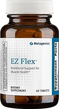 Metagenics EZ Flex Tablets, 60 Count