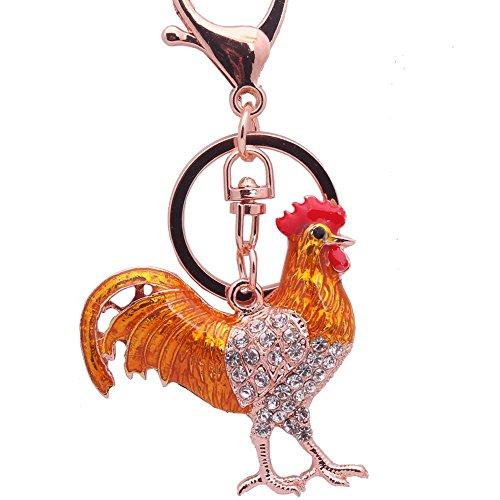 rhinestone chicken - 4