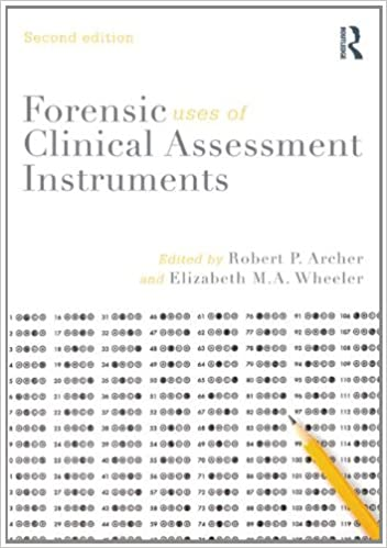 Forensic uses of clinical assessment instruments 9780415815222 forensic uses of clinical assessment instruments 2nd edition fandeluxe Images