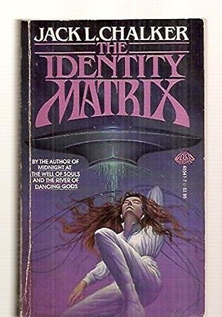 book cover of The Identity Matrix