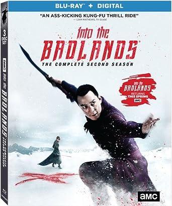 Amazon com: Into The Badlands - Season 2 [Blu-ray]: Daniel