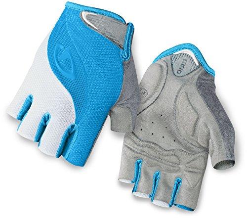 "Giro Women's Tessa Gloves, Blue Jewel/White, Small/15"""