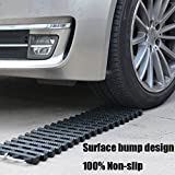 Portable Tire Traction Mats - 2 Packs Emergency