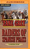 img - for Raiders of Spanish Peaks: A Western Story book / textbook / text book