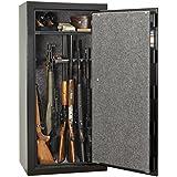 Liberty Safe Cn24-bktfe Centurion Safe W/electronic Lock, 24 Gun Capacity