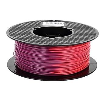 Cambia de Color con la temperatura 3d impresora PLA filamento, de ...