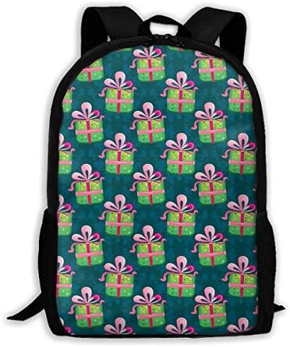 NA Rucksack für Mädchen und Jungen, Reißverschluss für Schule, Büchertasche, Tagesrucksack, Reiserucksack, Turnbeutel für Männer und Frauen