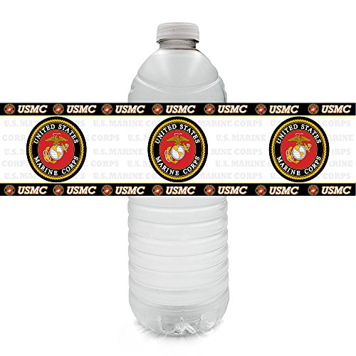 ORPS WATER BOTTLE LABEL (24CT) by ()