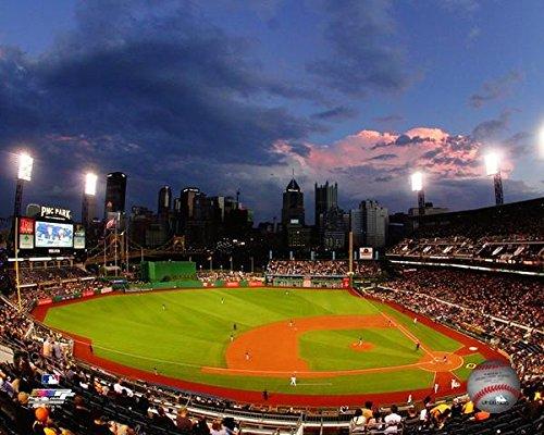 (PNC Park Pittsburgh Pirates MLB Stadium Photo (Size: 11